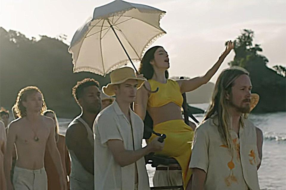 Lorde Drops 'Solar Power' Music Video and Announces Long ...