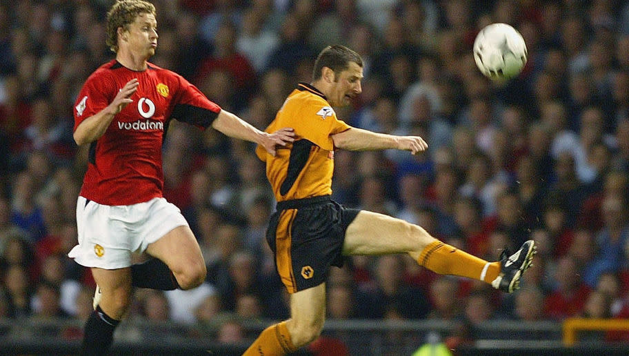 <p>Arguably one the greatest defenders in Premier League history, Irwin won seven league titles in a 12 year stint with Manchester United.</p>  <p>The Irishman then moved to Wolves and helped the Midlands side gain promotion in 2003.</p>  <p>Their spell in the Premier League was short-lived however, as they were relegated at the first attempt, in what was Irwin's final year as a professional player.</p>