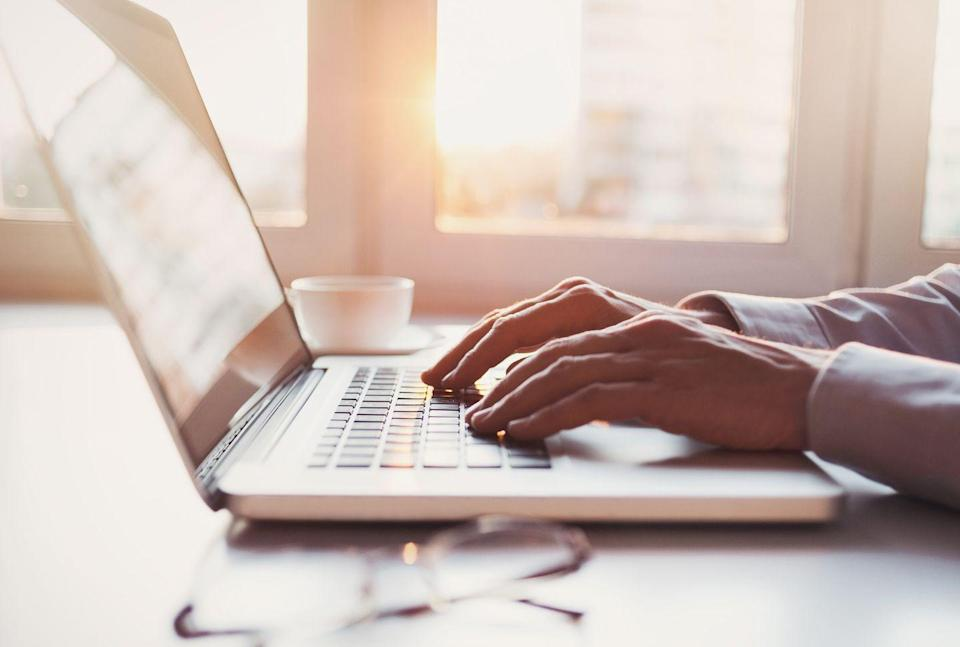 """<p>When adults were asked to only check their email three times a day they were significantly less stressed than when they could check it an unlimited number of times a day, according to one <a href=""""https://www.sciencedirect.com/science/article/pii/S0747563214005810?via%3Dihub"""" rel=""""nofollow noopener"""" target=""""_blank"""" data-ylk=""""slk:study"""" class=""""link rapid-noclick-resp"""">study</a>. While you might not be able to back off email *that* much, consider keeping your phone away from you when honing in on a task or closing out of your email entirely when working on a project so that your brain can, well, focus on <em>one</em> thing.</p>"""