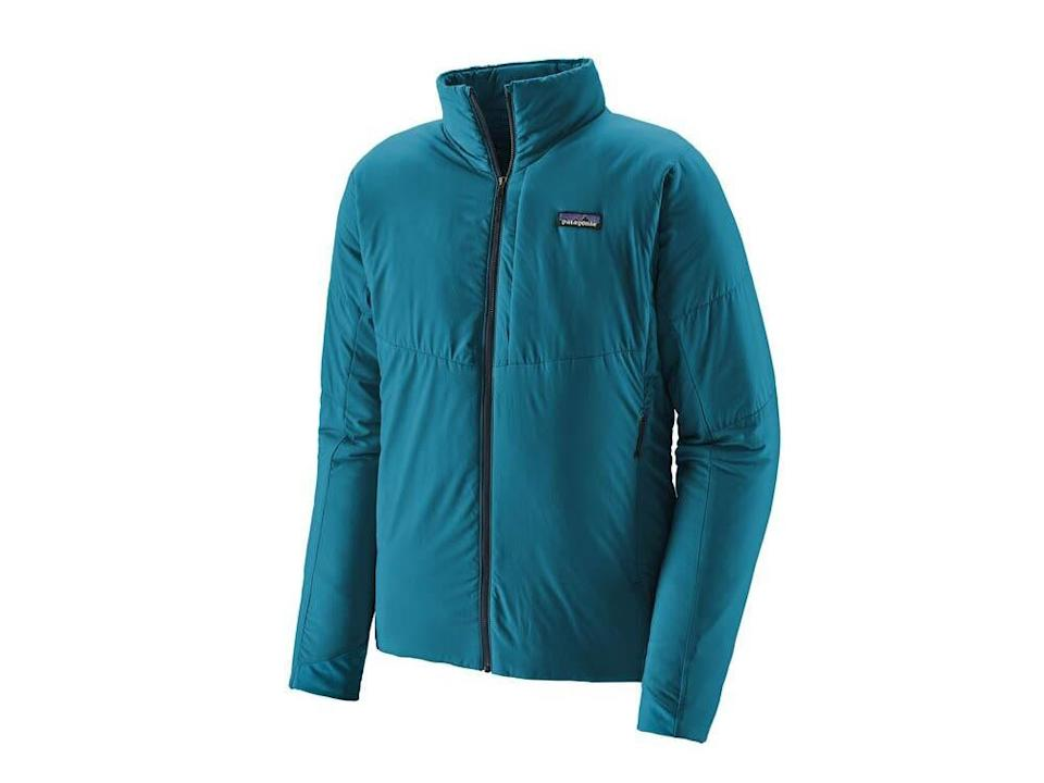 Lightweight and breathable, our reviewers loved how well this kept the warmth in and cold outPatagonia