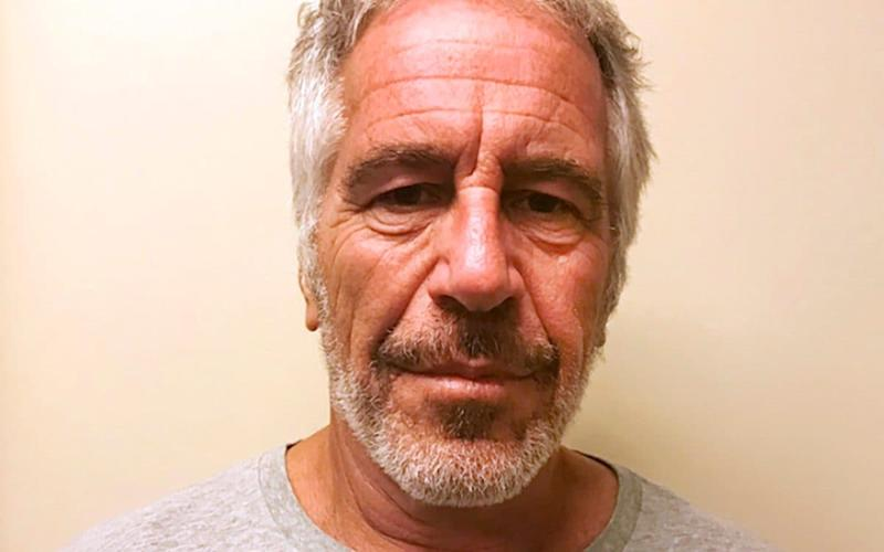 Epstein was said to have been found by guards sprawled on the floor of cell at the Metropolitan Correctional Center - New York State Sex Offender Registry