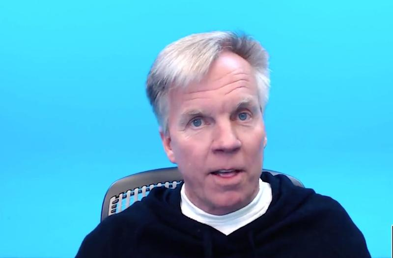 Enjoy CEO and former J.C. Penney CEO Ron Johnson on The Final Round last week contends Amazon should be worried about competition like Walmart and Target.