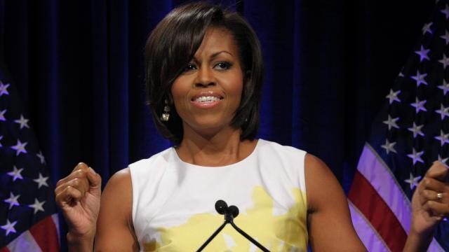 Congressman Regrets First Lady Weight Remarks