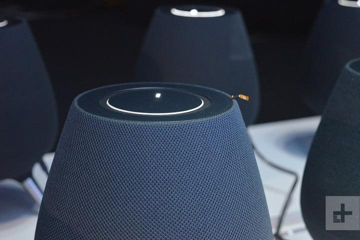 samsung unpacked 2018 galaxy home bixby speaker