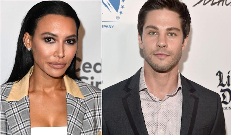Australian actor Dean Geyer has shared memories about his former 'Glee' co-star Naya Rivera. (Photo: Getty Images)