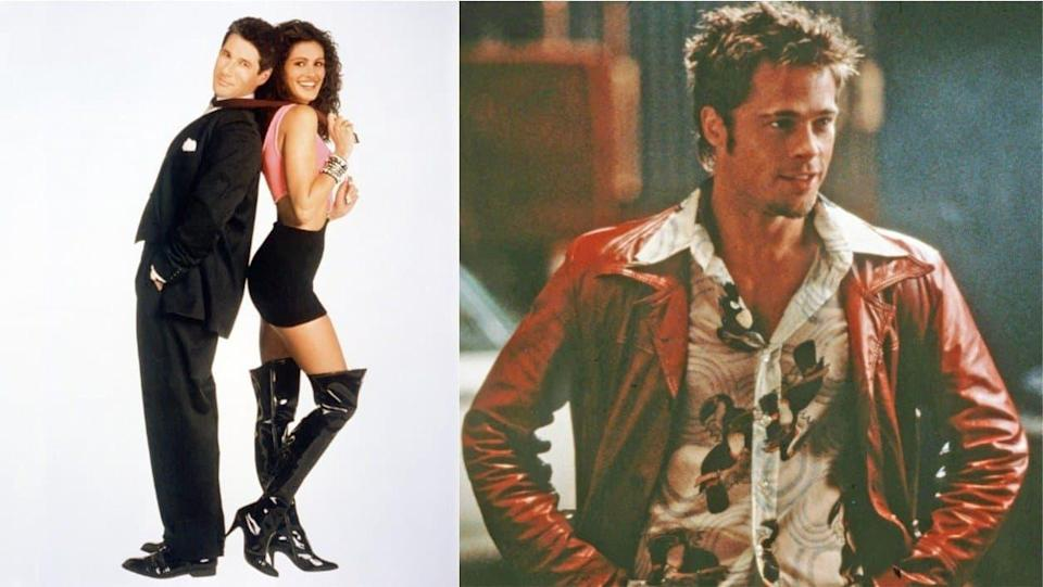 Pretty Woman / Fight Club - Buena Vista Pictures / Fox 2000 Pictures