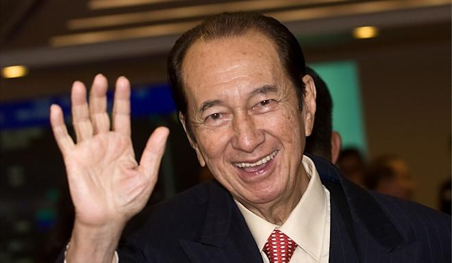 Stanley Ho helped transform Macau into the world's biggest casino hub. Photo: AFP