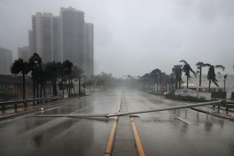 East Oakland Park Boulevard in Fort Lauderdale.