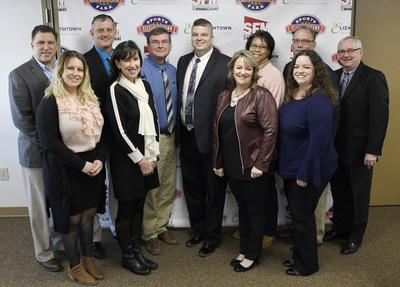 Elizabethtown Officials and Sports Facilities Management Leaders