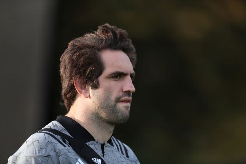 Whitelock brings up Super Rugby milestone earlier than planned