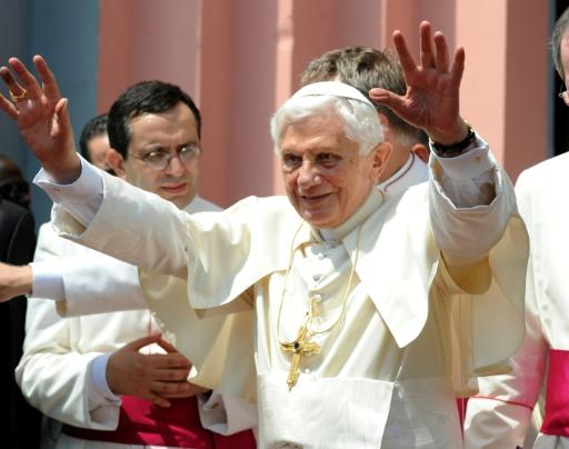 """Pope Benedict XV1 called Pius XII '""""one of the great righteous, who saved Jews more than anyone else'"""