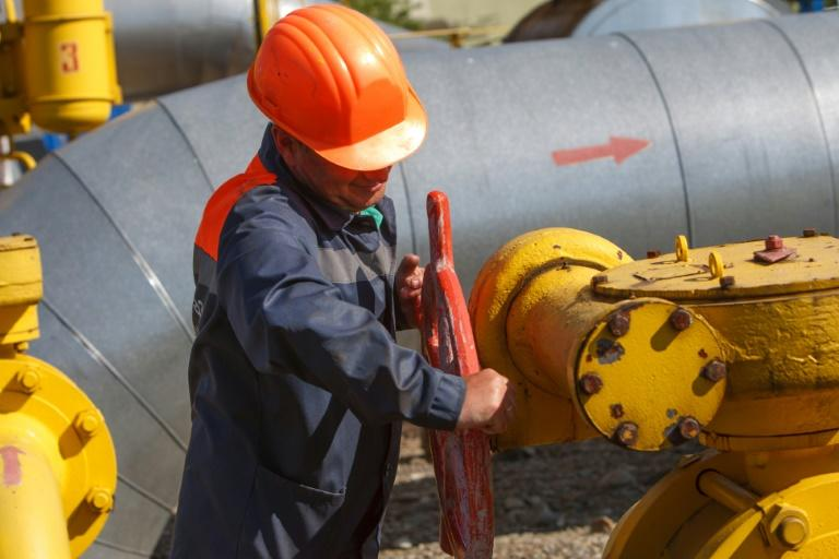 The EU hopes it can turn down tensions between Russia and Ukraine over gas supplies
