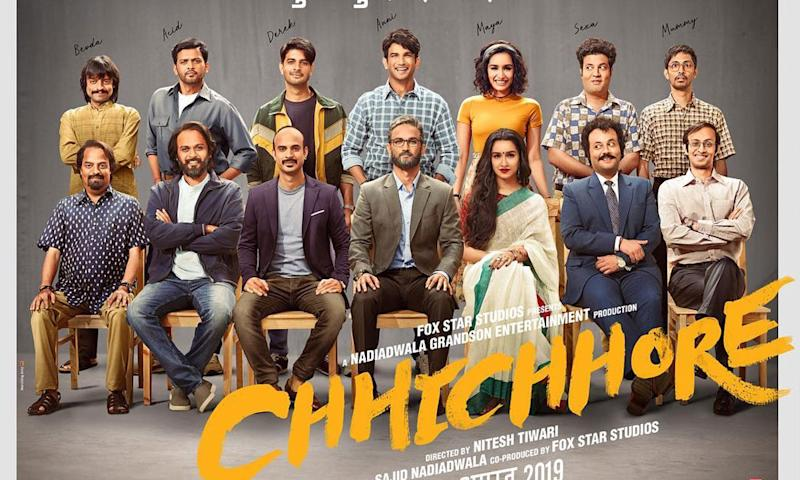 """""""The very thought of bringing my college years on screen excited me,"""" shares 'Chhichhore' director Nitesh Tiwari"""