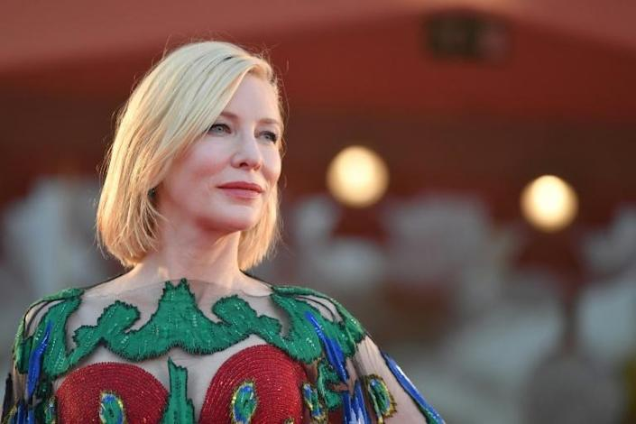 "The 77th edition of the ""Mostra"" festival was presided over by Australian actress Cate Blanchett as jury president"
