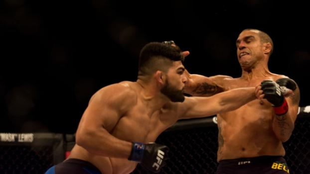 UFC Fight Night em Nova York terá Chris Weidman x Kelvin Gastelum