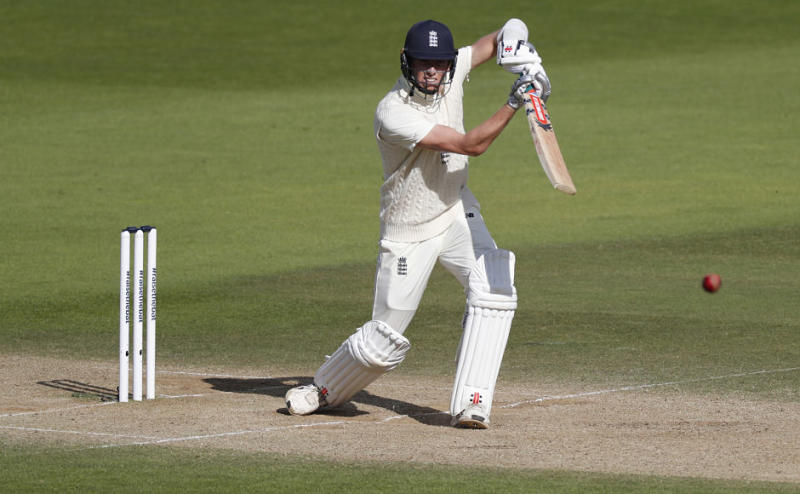 England improved their batting performance in the second innings. Zak Crawley top-scored in second innings with a 76-run knock. Contribution from Stokes, Dom Sibley helped England give a 200-run target for Windies to win. AP