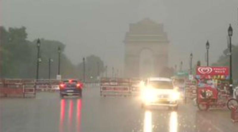 Punjab, Haryana, Delhi Rain Forecast: Rainfall to Continue Throughout The Day, Heavy Downpour Likely During Night in National Capital, Says IMD