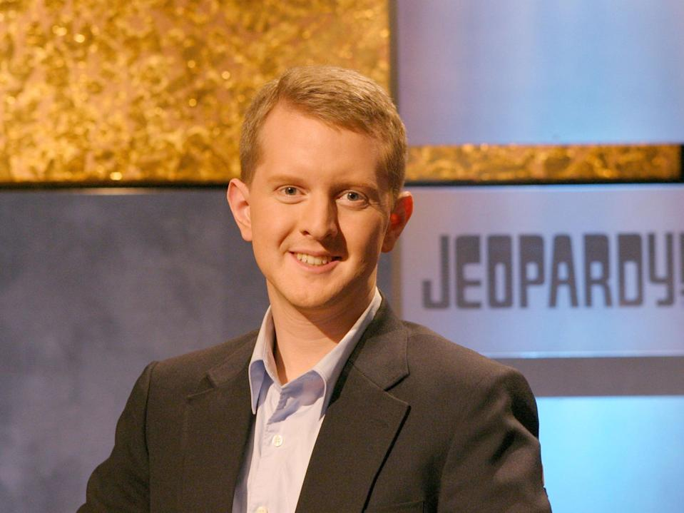 Ken Jennings is named interim 'Jeopardy' host (Getty Images)