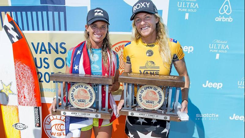 SURFING VANS US OPEN WOMEN