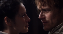 <p>It took six episodes and 20 years for <em>Outlander</em>'s separated-by-centuries lovers, Jamie and Claire, to rekindle their red-hot marriage. Once the big reunion finally happened, though, it knocked Jamie — and us — out. Then, after the highlander turned printer picked himself up off the floor, he and Claire promptly set about making up for lost time, with an extended evening of tears, laughter, talking … and that other thing. You've heard of trial separations? This particular separation was a trial for fans, one we hopefully won't be asked to repeat any time soon. —<em>EA</em><br>(Photo: Starz) </p>