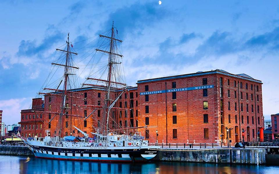 Life on Board has found a permanent berth at the Merseyside Maritime Museum - TOMAS ADAM