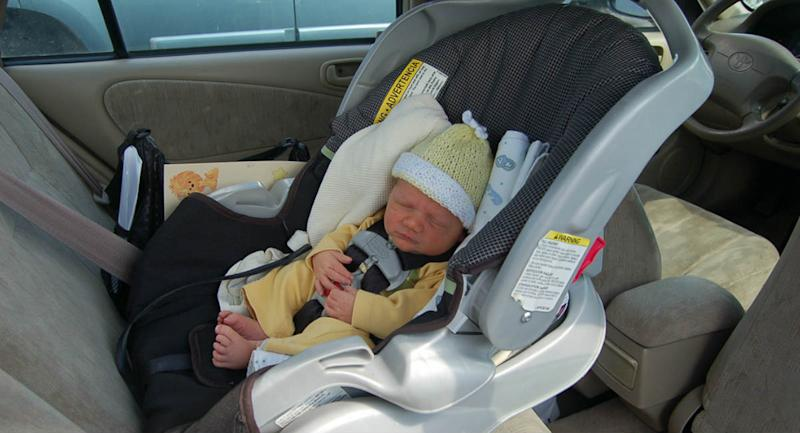 Sleeping In Car >> A Mom Is Warning Parents After Her One Year Old Daughter