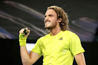 Stefanos Tsitsipas upset Rafael Nadal to reach the semi-finals