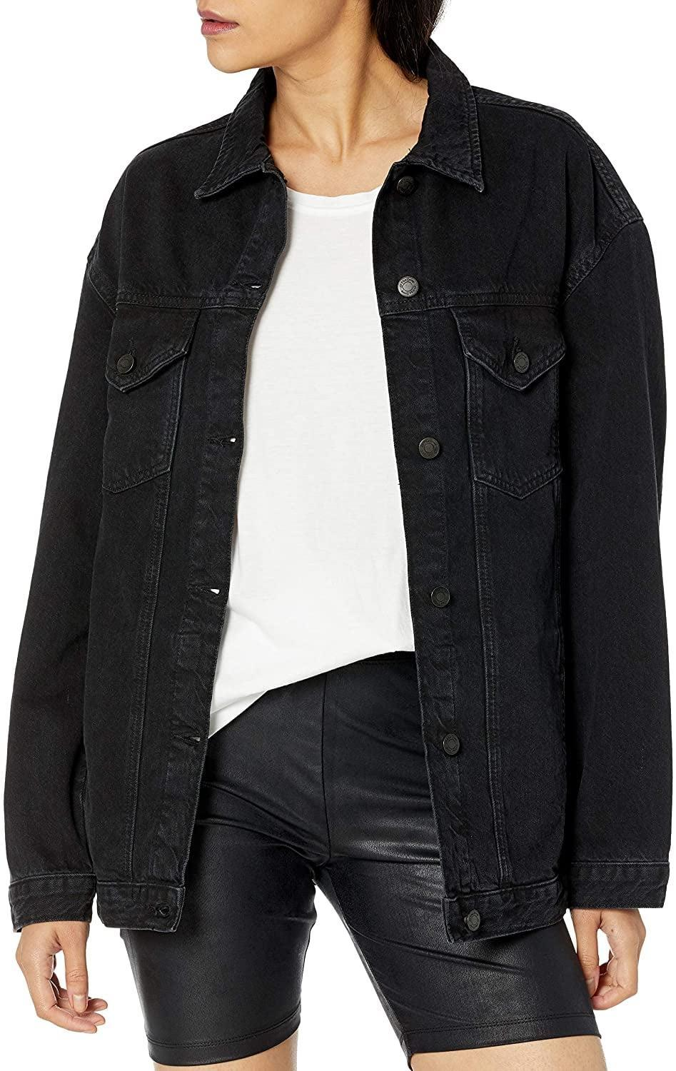 <p>You'll wear this <span>The Drop Andrea Oversized Denim Jacket</span> ($60) regularly.</p>