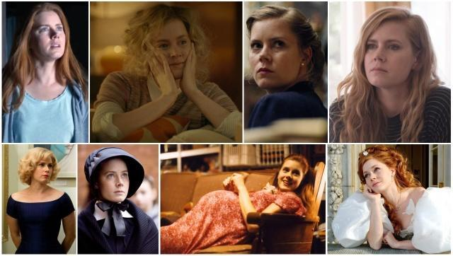 Amy Adams is one of the most versatile actors in Hollywood