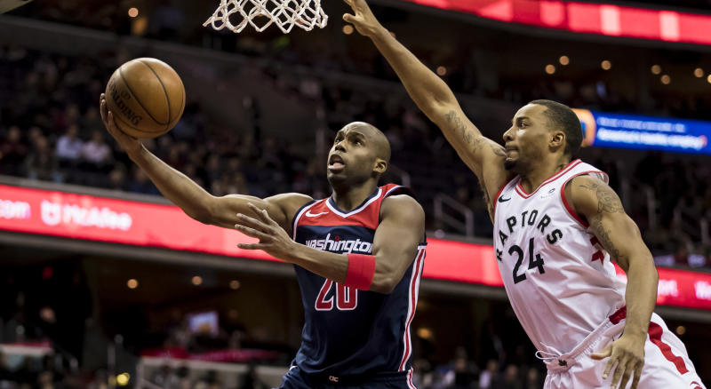 Raptors Signing Veteran Guard Jodie Meeks to 10-Day Contract