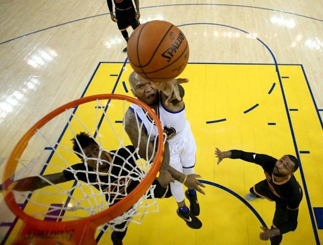 Marreese Speights signed a minimum deal with the Clippers. (Getty)