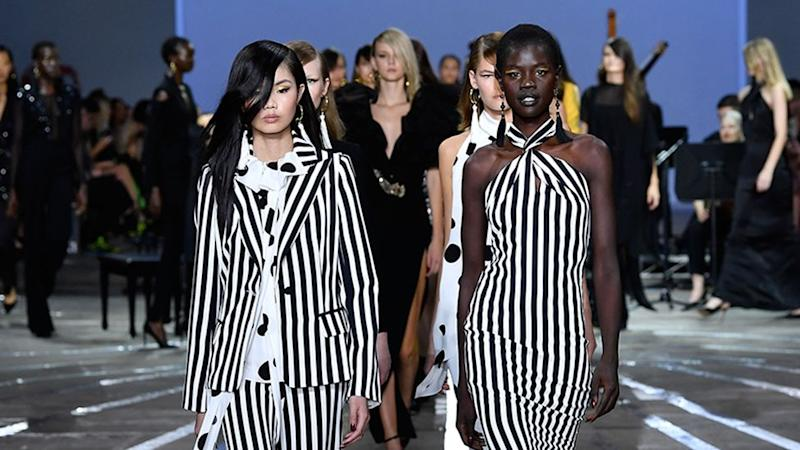 How diverse was Australian Fashion Week this year? Photo: Getty