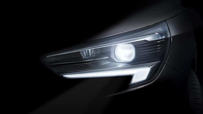 Vauxhall releases teaser image of all-new Corsa