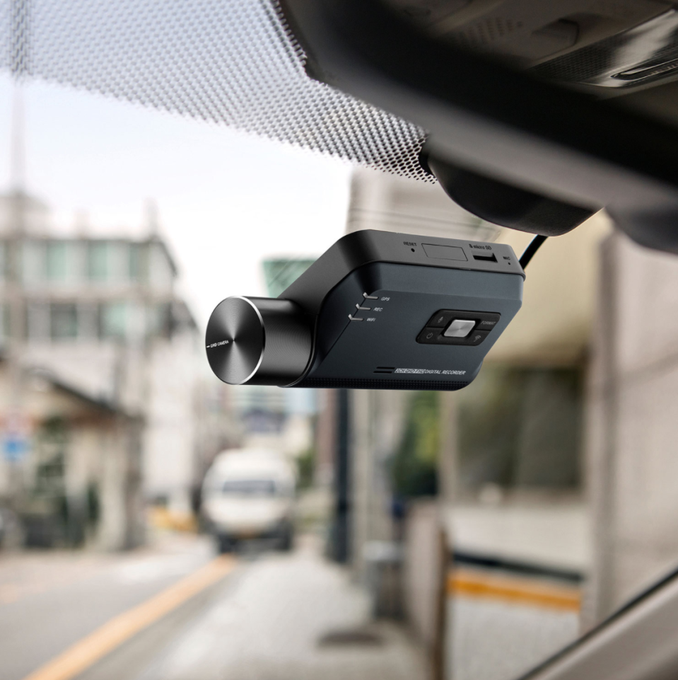 Save up to 15% on select dashcams and get back on the road with Best Buy Canada's Drive Safe sale (Photo via Best Buy Canada).