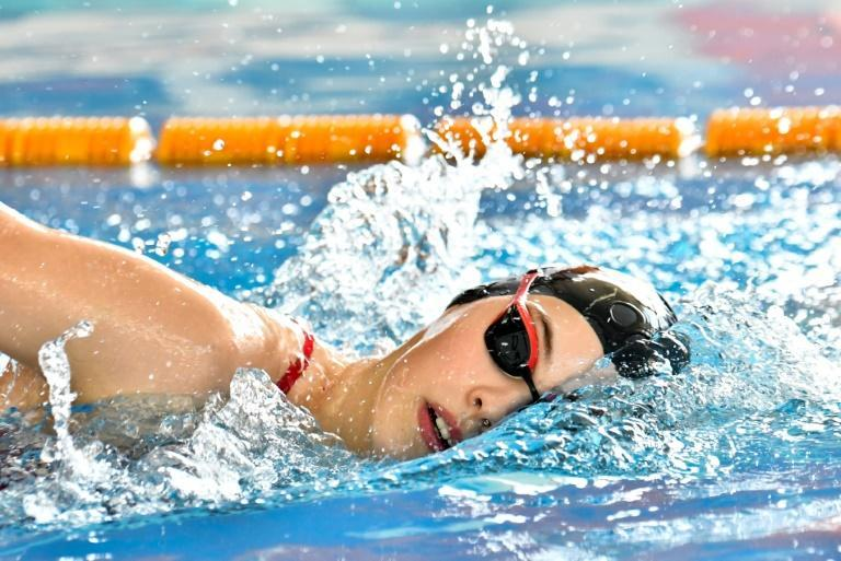 The lack of an Olympic-sized swimming pool in Mostar did not prevent 15-year-old swimming prodigy Lana Pudar from qualifying for the Tokyo Olympics