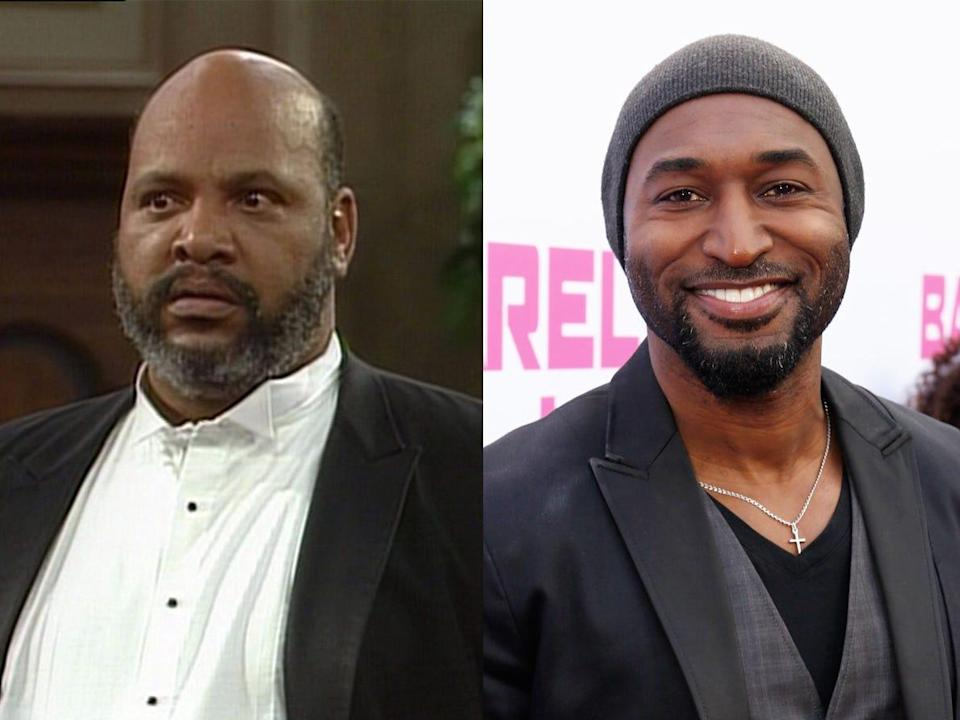 """Adrian Holmes will play Philip Banks in the """"Fresh Prince of Bel-Air"""" reboot."""