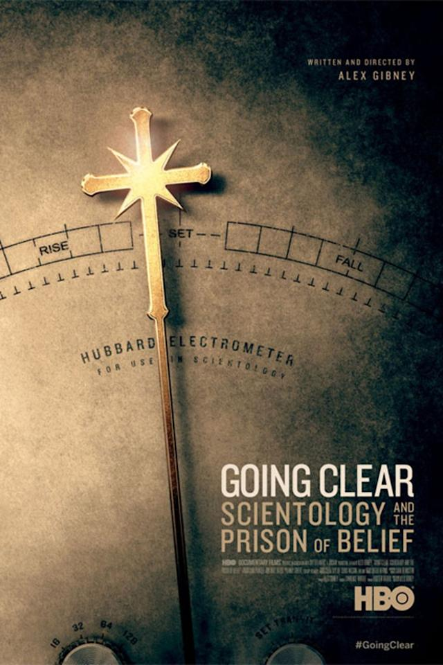 """<p>HBO found major success in 2015 with <em>Going Clear</em> when it snagged seven Primetime Emmy noms and won three. The jaw-dropping films shows the inner workings of Scientology, a belief system with A-List Hollywood followers like Tom Cruise, John Travolta, and Elisabeth Moss. Oscar winner Alex Gibney directs and writes the unbelievable doc.</p><p><a class=""""body-btn-link"""" href=""""https://www.hbo.com/documentaries/going-clear"""" target=""""_blank"""">Watch Now</a></p>"""