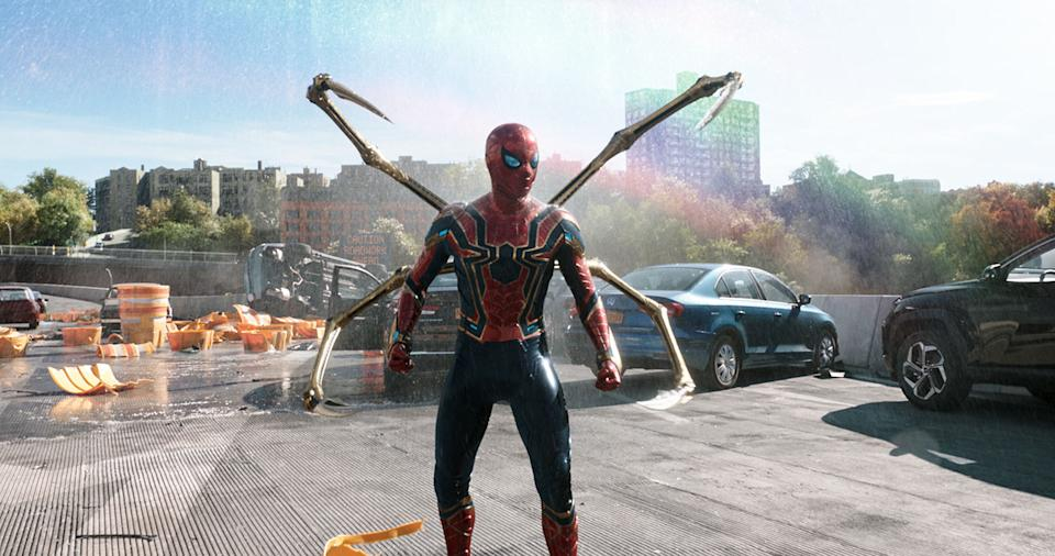 Spider-Man: Far From Home comes to cinemas on 17 December (Sony Pictures)