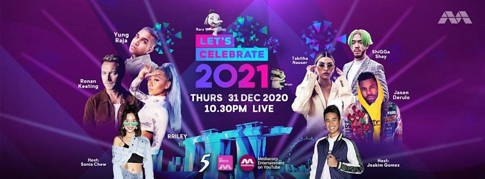 New Year's Eve 2021 Singapore: Where To Catch Fireworks And Light Displays