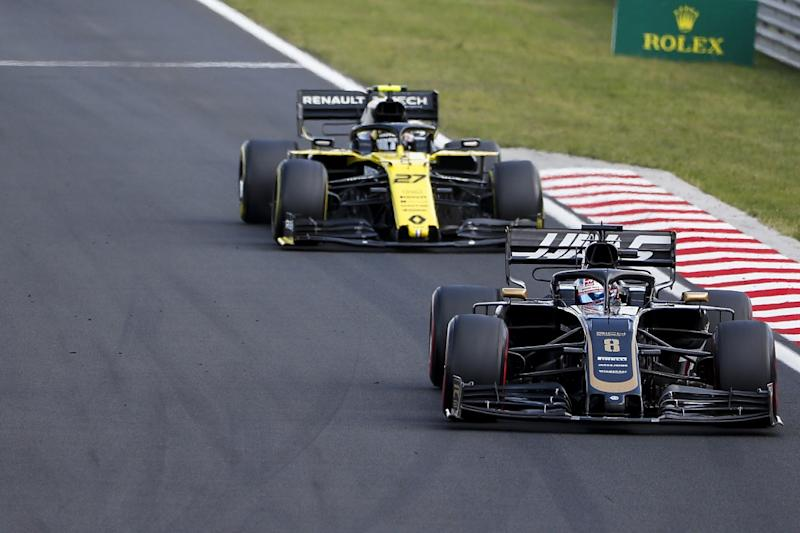 Haas explains why it didn't go for Hulkenberg