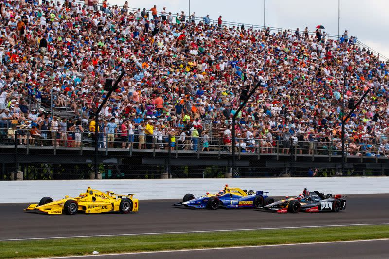 No fans at Indy 500 as COVID-19 cases surge in Indiana