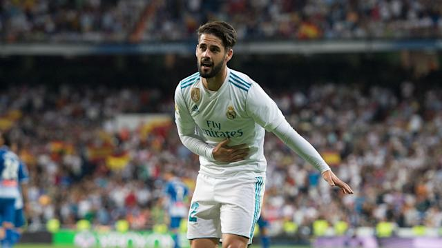 Lucas Vazquez lauded Real Madrid team-mate Isco after the attacker helped his side to a LaLiga victory.