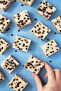 "<p>Cookie doughn't you want some?</p><p>Get the recipe from <a href=""https://www.delish.com/cooking/recipe-ideas/recipes/a54830/cookie-dough-fudge-recipe/"" rel=""nofollow noopener"" target=""_blank"" data-ylk=""slk:Delish"" class=""link rapid-noclick-resp"">Delish</a>. </p>"