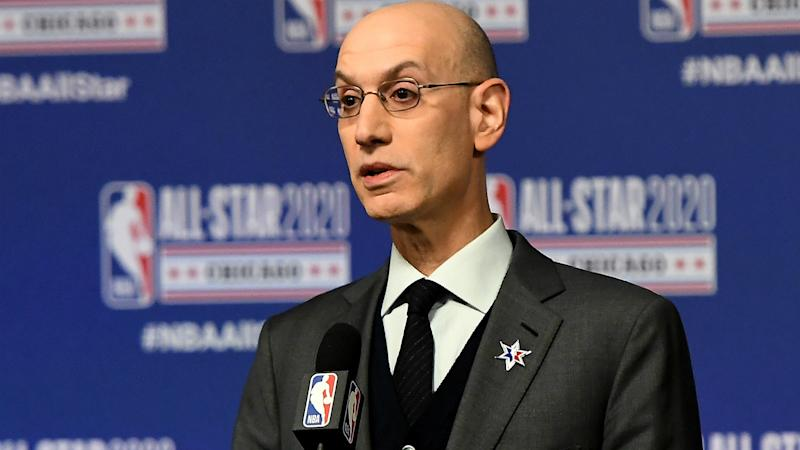 Silver says no National Basketball Association decisions likely until May