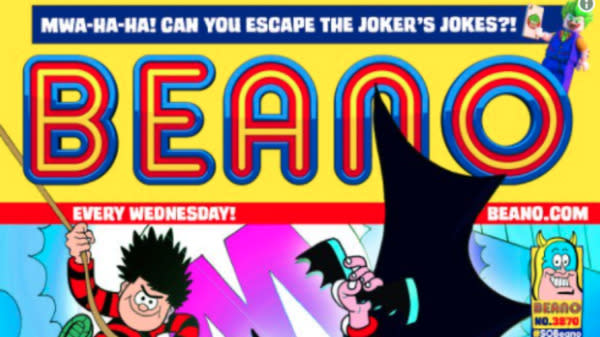 Girl Calls Out The Beano For 'Sexist' Advertising Promoting Gender-Themed Toys