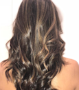 Chocolate-hued hair isn't new, but chocolate truffle puts a delicious twist on the fall standby. Subtle gold highlights woven throughout hair (but not at the roots) gives the color extra dimension and an even richer hue.