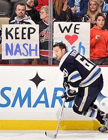 Whatever the Blue Jackets do with Rick Nash – deal him at the deadline or wait and trade him during the summer – they franchise can't afford to mess up the move