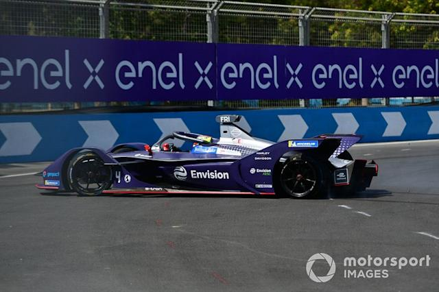 "Robin Frijns, Virgin Racing, Audi e-tron FE06 <span class=""copyright"">Simon Galloway / Motorsport Images</span>"