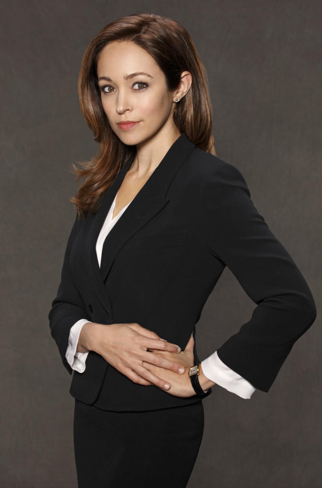 "Autumn Reeser stars as Kylie Sinclair in ""Last Resort"" on ABC."
