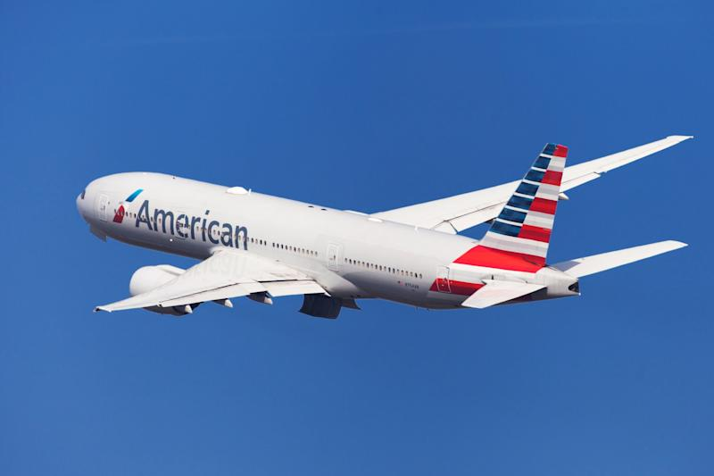 An American Airlines employee has been charged with sabotage: Getty Images